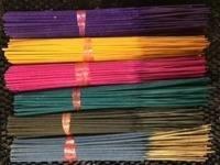 Unscented Incense Sticks ORANGE x 100 *DISCONTINUED*