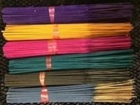 Unscented Incense Sticks YELLOW x 100 *DISCONTINUED*