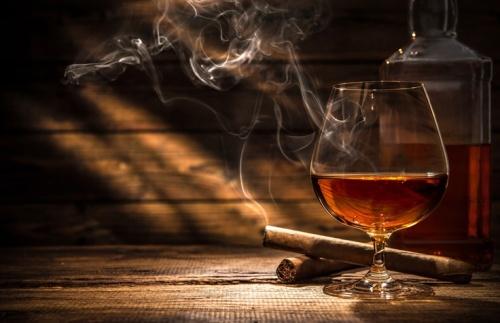 Cognac and Cubans 50ml (BN 273131)