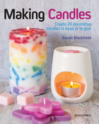Making Candles by Sarah Ditchfield *DISCONTINUED*