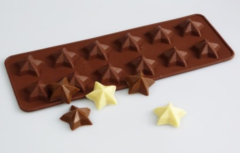 Magic Stars Silicone Mould
