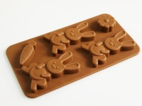 Bunny Silicone Mould