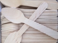 Mini Wooden Spoons x 10 *DISCONTINUED*