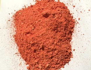 Mica Shimmer Tangerine Pop 50g *DISCONTINUED*