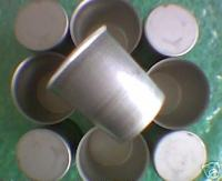 Seamless Aluminium Votive Candle Mould *DISCONTINUED*