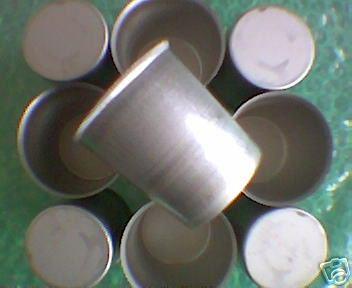 Seamless Aluminium Votive Candle Mould