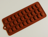 Coffee Beans Silicone Mould