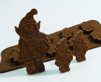 Elf / Gnome Silicone Mould