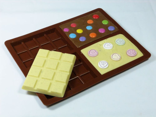 Medium Chocolate Bar Silicone Mould