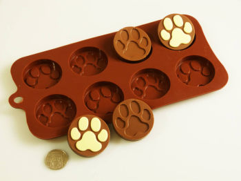 Paws Silicone Mould