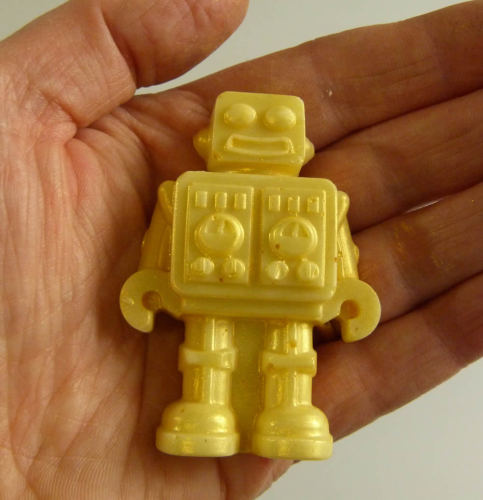 Robot Silicone Mould