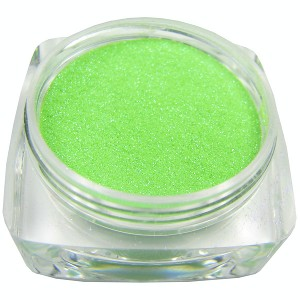 Lime Green Microfine Cosmetic Glitter