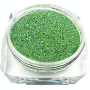Microfine Cosmetic Glitter JADE GREEN