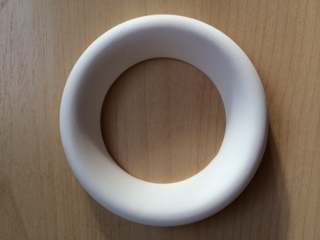 Large Ceramic Lamp Ring