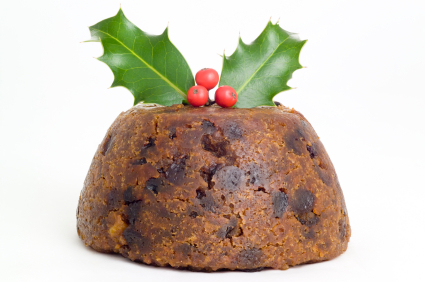 Christmas Pudding UK 50ml