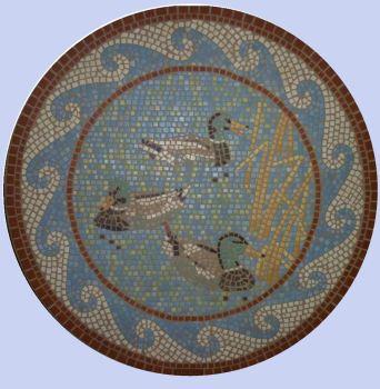 Mallard Mosaic