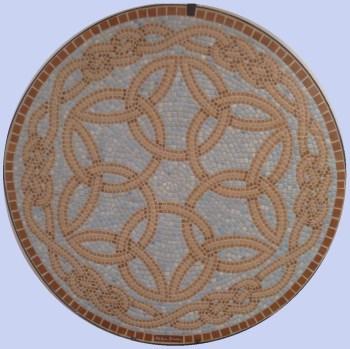 Celtic Knot Mosaic