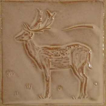 side deer tile