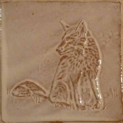 fox sitting