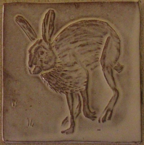 Approaching hare