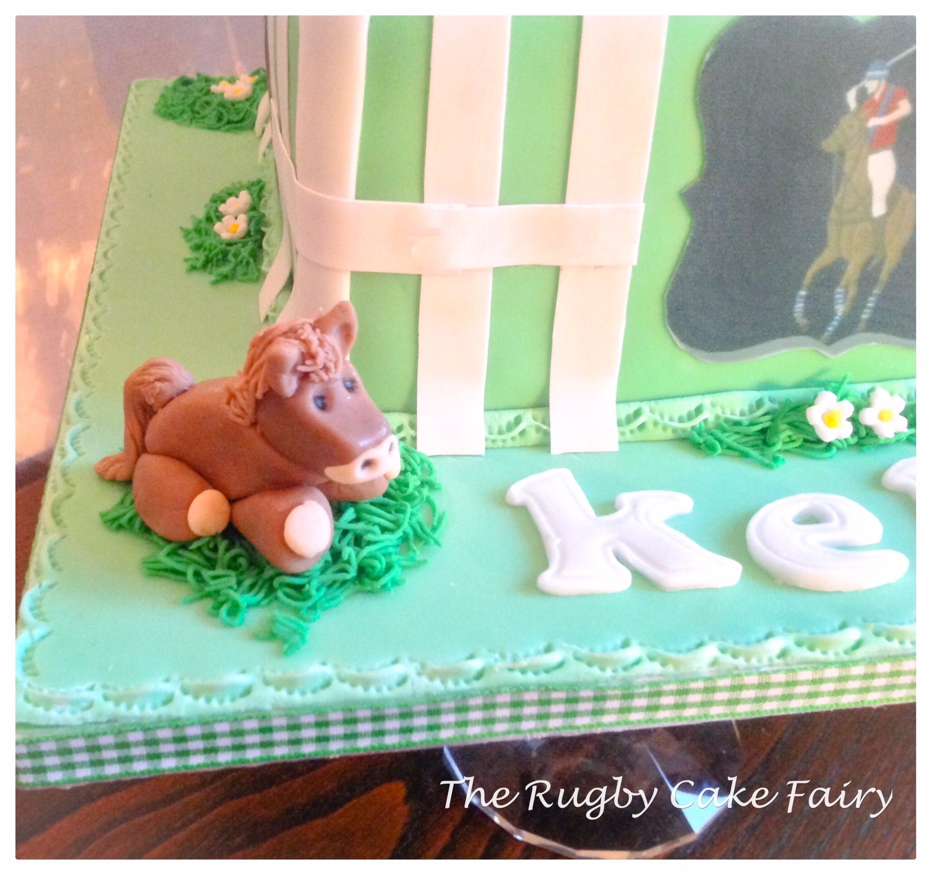 polo cake 1