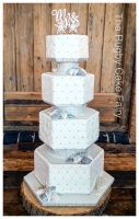 phil and kates wedding cake front