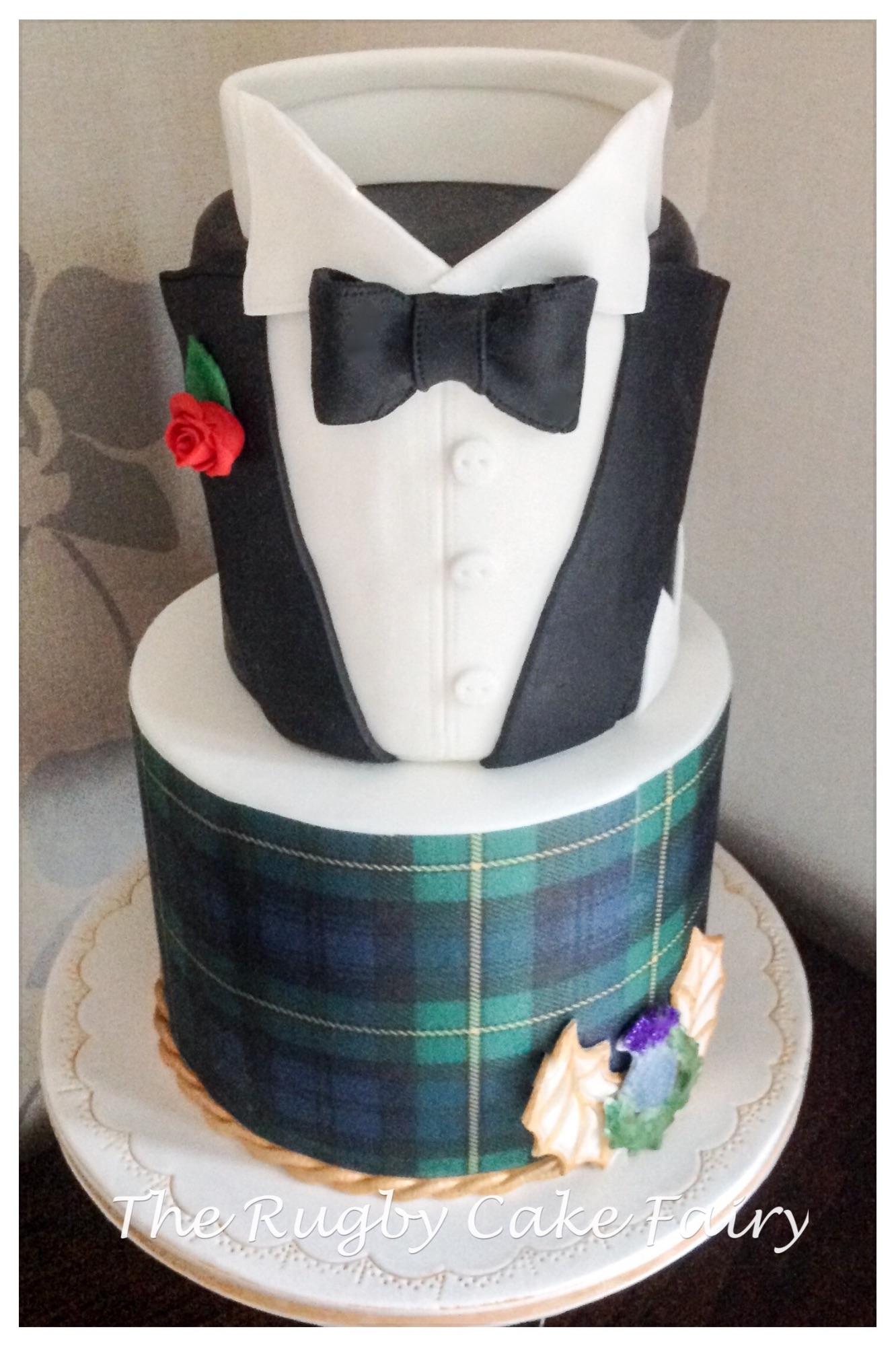 tuxedo cake best