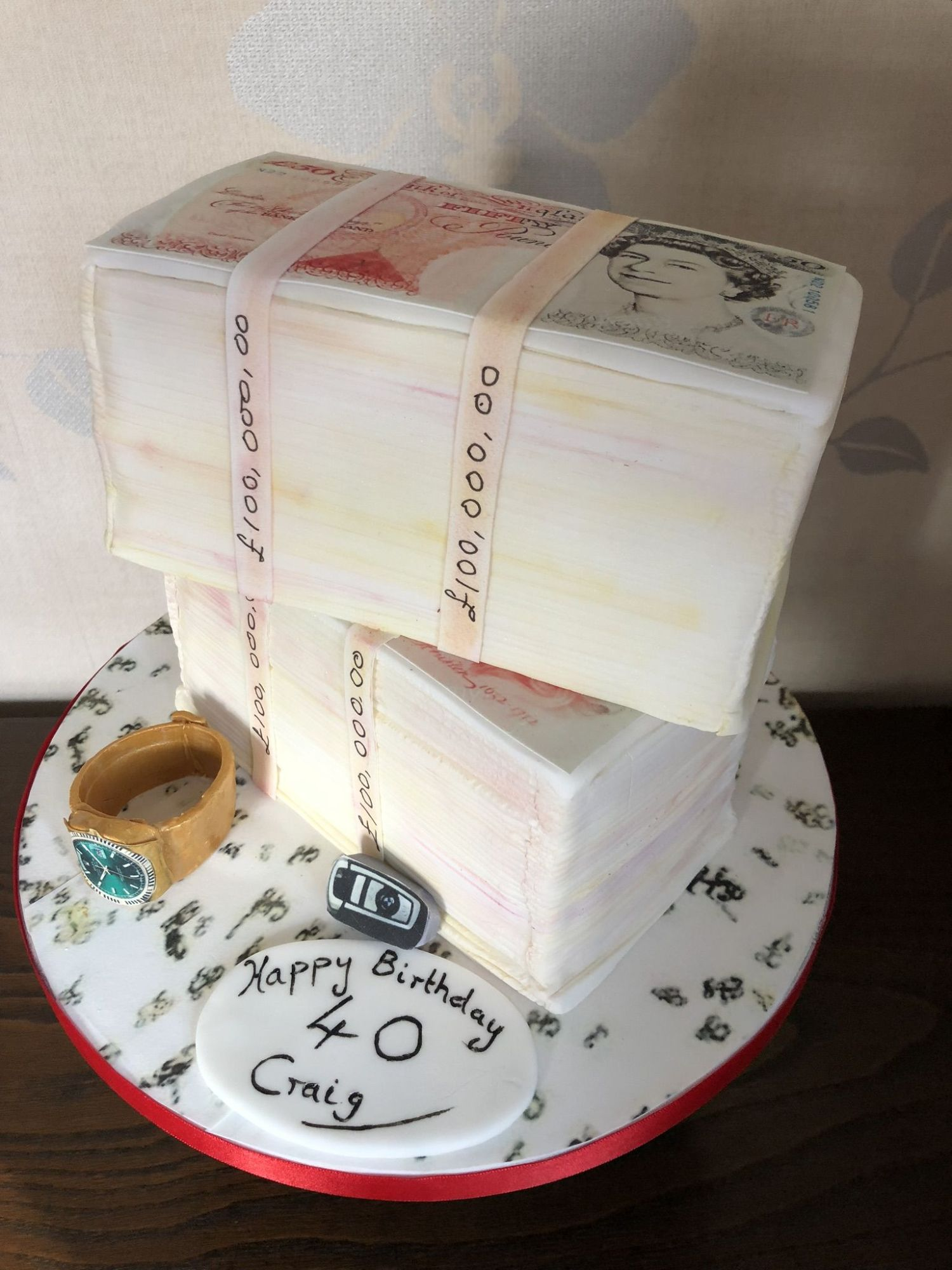 loads of money cake 2