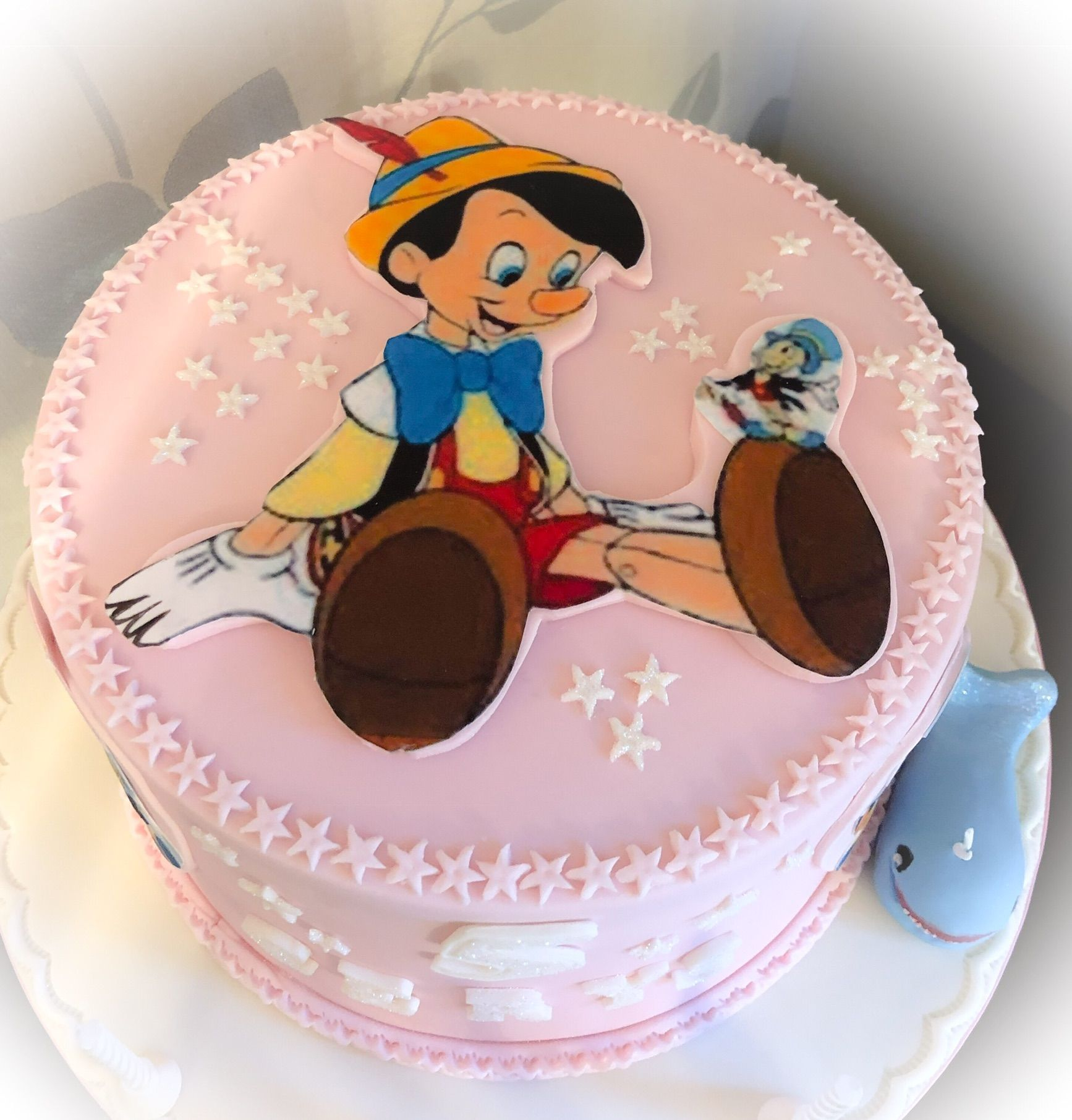 pinocchio cake