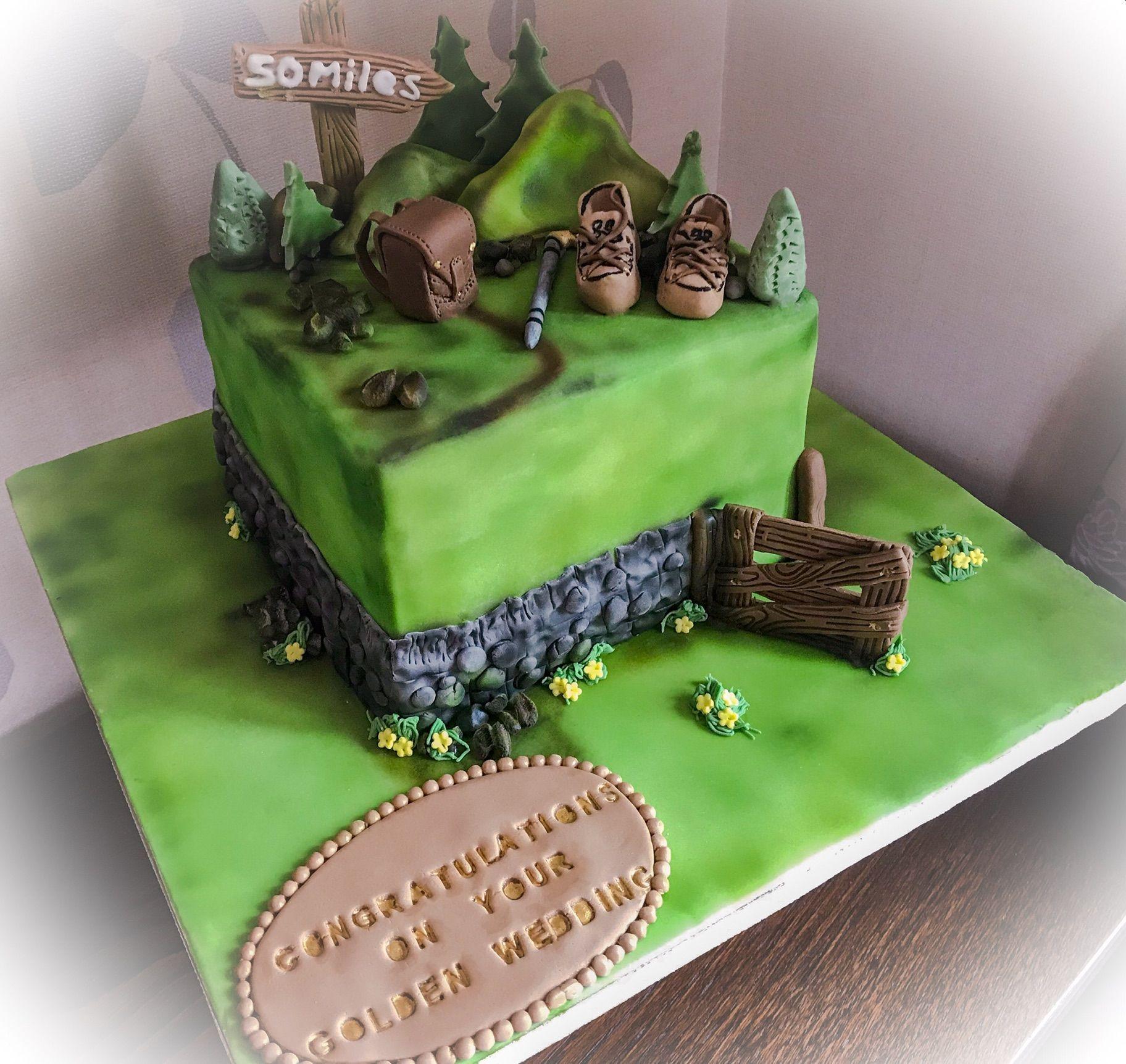 walking cake 1
