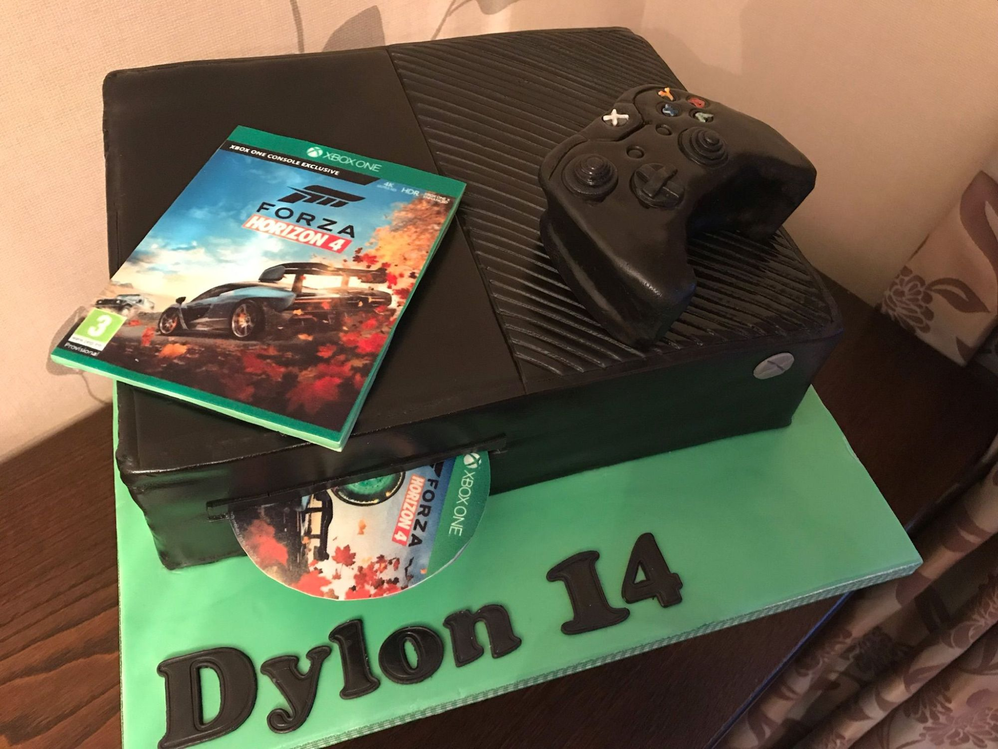 xbox cake best