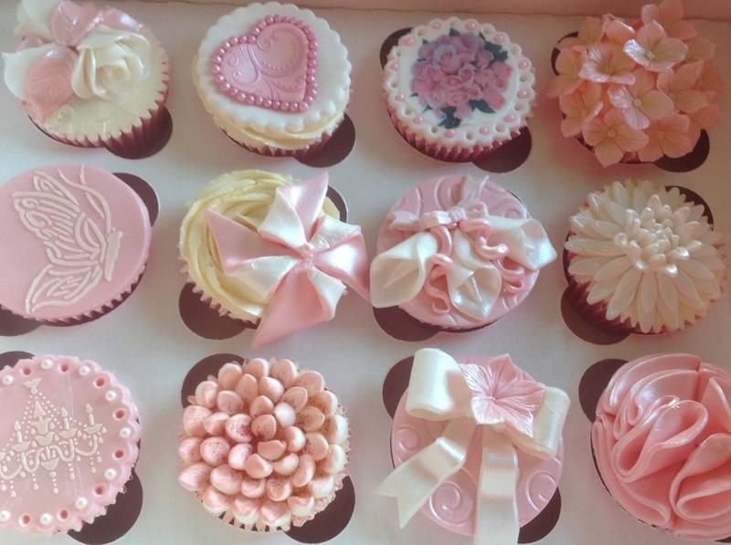 luxury cupcakes