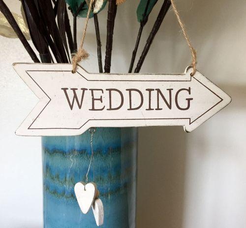 Wedding Hanging Arrow