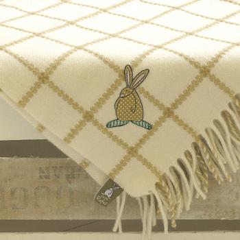 Woolen Unisex Baby Blanket
