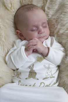 Newborn Organic Nightgown