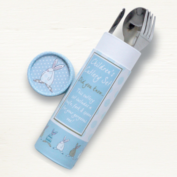Baby Boy Cutlery Set