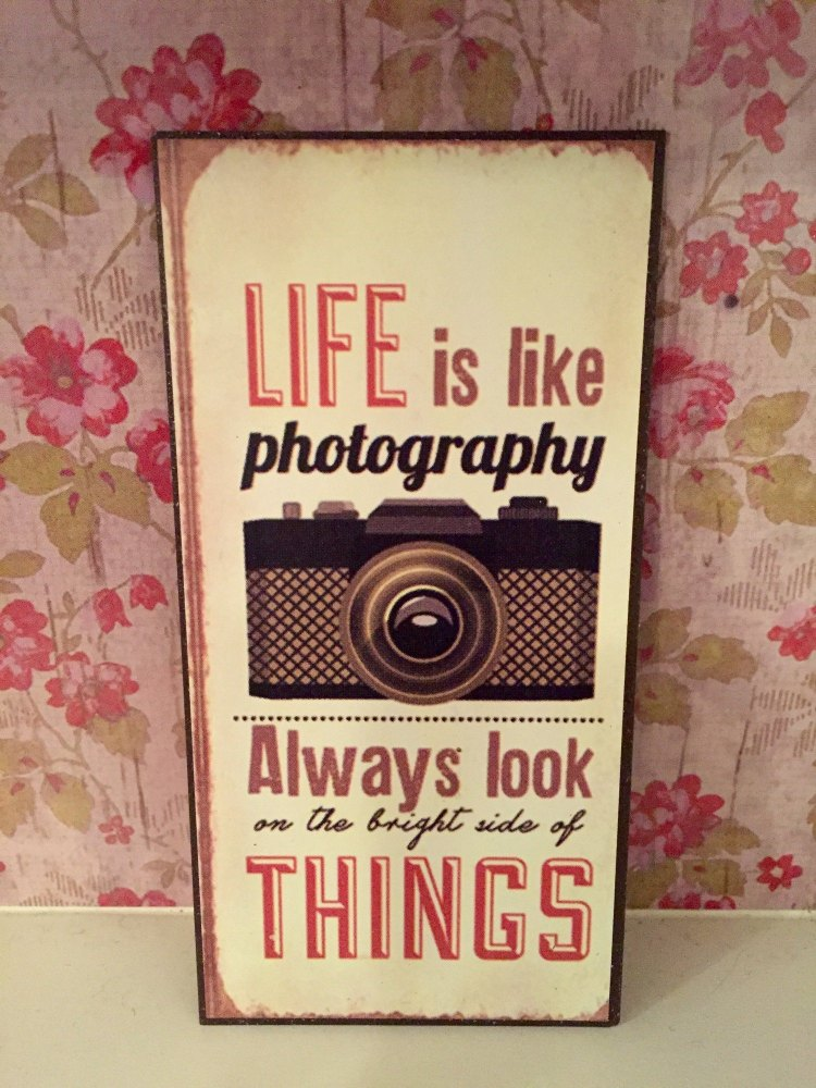 Life Is Like Photography Magnet