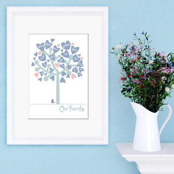 Our Family Tree Print