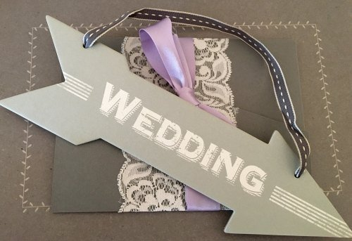 Wedding Hanging Arrow