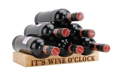 It's Wine O'Clock Bottle Holder
