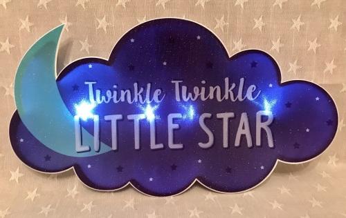 Twinkle Twinkle Touch Night Light
