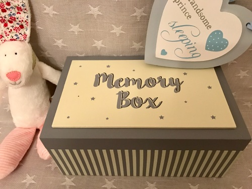 My First Memory Box