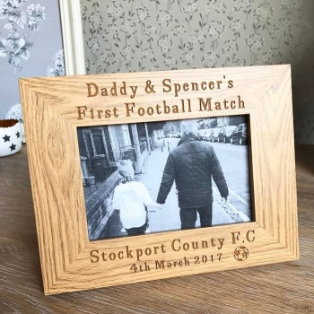 Our First Memory Photograph Frame