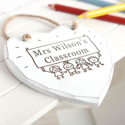 Teacher Classroom Heart