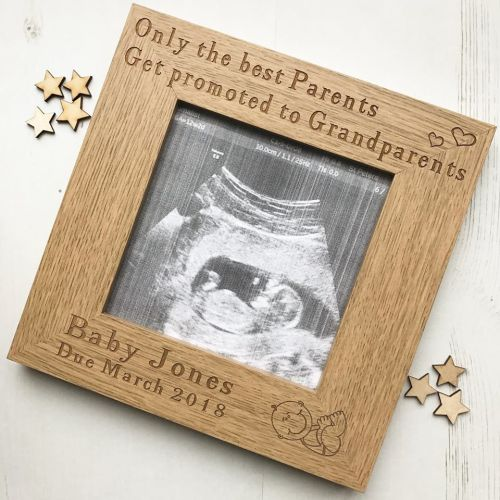 Only The Best Parents Get Promoted Scan Frame