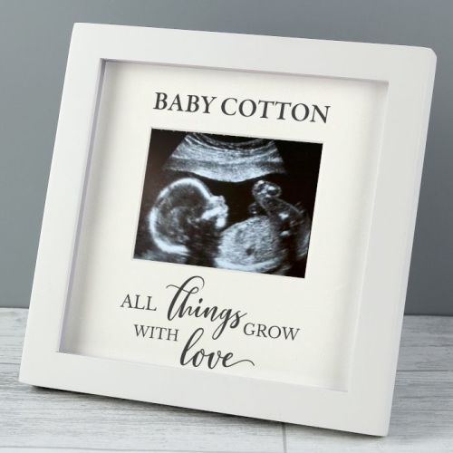 All Things Grow With Love Scan Photograph Frame
