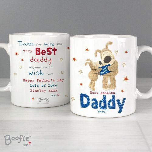 Best Daddy Personalised Boofle Mug