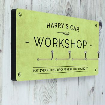 Workshop Personalised Hooks