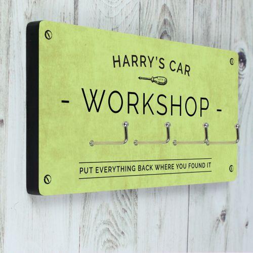 Workshop Personalised Hooks