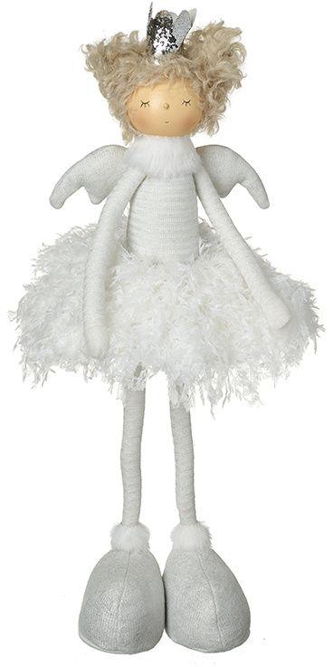 White Standing Angel